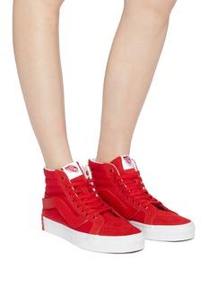 Vans x Purlicue 'Sk8-Hi Reissue' canvas sneakers