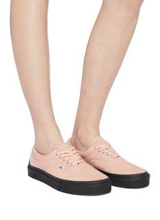 Vans x Purlicue 'Era' canvas sneakers