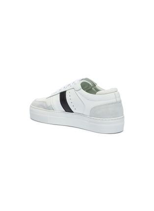 - AXEL ARIGATO - 'Platform' contrast stripe patchwork sneakers