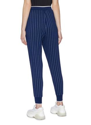 Back View - Click To Enlarge - FILA X 3.1 PHILLIP LIM - Stripe sweatpants