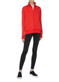 Calvin Klein Performance Logo sleeve jacket