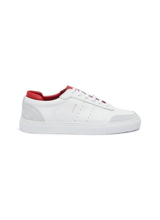 Main View - Click To Enlarge - AXEL ARIGATO - 'Dunk' contrast collar leather sneakers