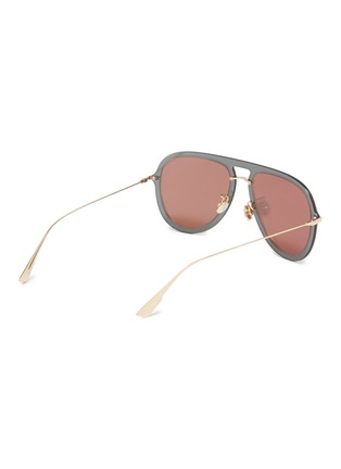 e7eabac8acd Figure View - Click To Enlarge - Dior -  Dior Ultime  rimless mirror  colourblock