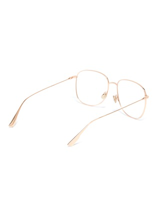 Figure View - Click To Enlarge - DIOR - 'Dior Stellaire O8' square optical glasses