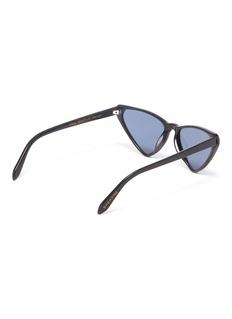 Spektre 'Frida' acetate triangular frame sunglasses