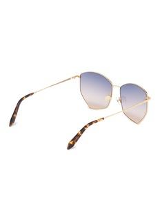 Spektre 'Rosita' metal angular frame sunglasses