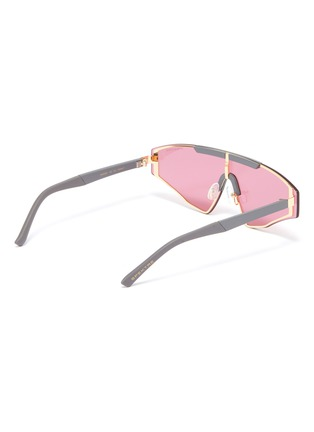 467096e95 Figure View - Click To Enlarge - SPEKTRE - 'Vincent' acetate aviator  sunglasses