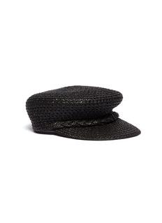 Eric Javits 'Captain' Squishee® cap