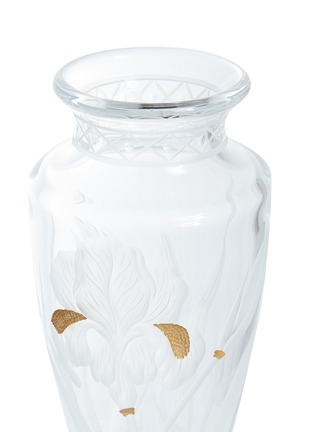 Detail View - Click To Enlarge - Baccarat - Haute Couture Iris vase