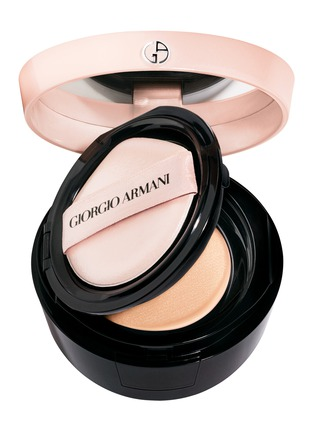 Main View - Click To Enlarge - GIORGIO ARMANI BEAUTY - My Armani To Go Essence-In-Foundation Tone-Up Couture Cushion – 2