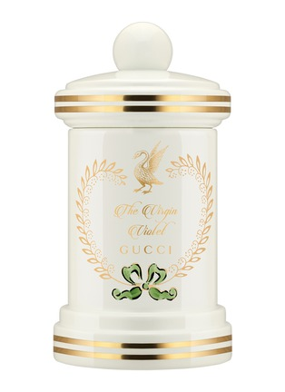 Main View - Click To Enlarge - GUCCI - Gucci Alchemist The Virgin Violet scented candle 425g