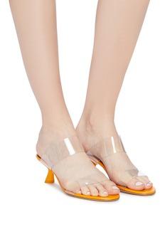 SIMON MILLER 'Short Tee' PVC band sandals