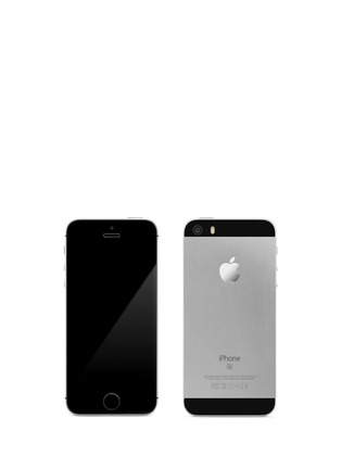 Main View - Click To Enlarge - Apple - iPhone SE 64GB - Space Gray