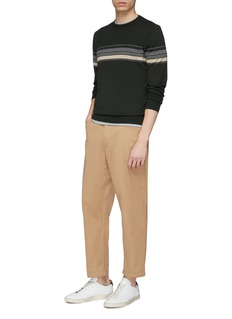 EQUIL Stripe wool blend sweater