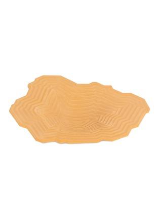 - LOCAL DESIGN - Pleat small bowl –Orange