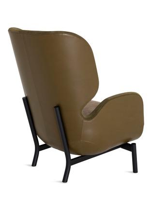 - LOCAL DESIGN - AVISO colourblock armchair