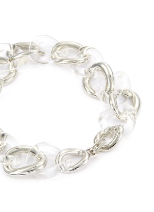 Detail View - Click To Enlarge - KENNETH JAY LANE - Chunky link chain necklace