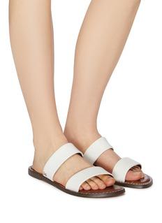 Sam Edelman 'Gala' leather slide sandals