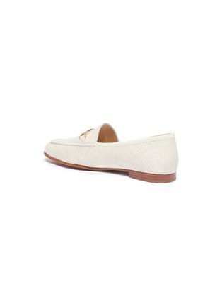 b14fe558a Sam Edelman -  Loraine  horsebit linen step-in loafers
