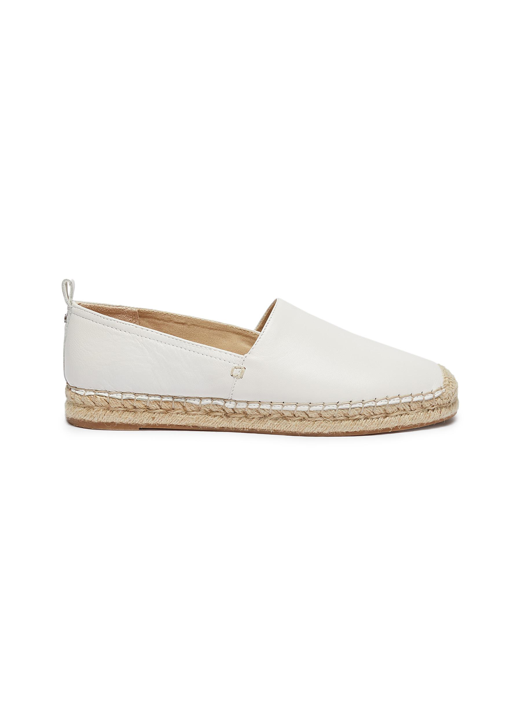 a554129fe Main View - Click To Enlarge - Sam Edelman -  Khloe  leather espadrilles