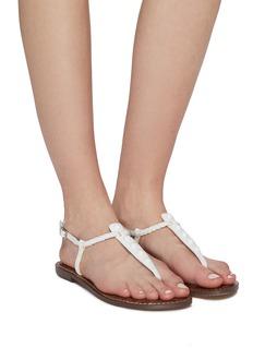 Sam Edelman 'Gigi 9' stud leather thong sandals