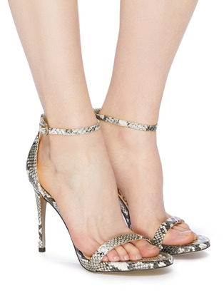 a17224a17 Figure View - Click To Enlarge - Sam Edelman -  Ariella  ankle strap snake