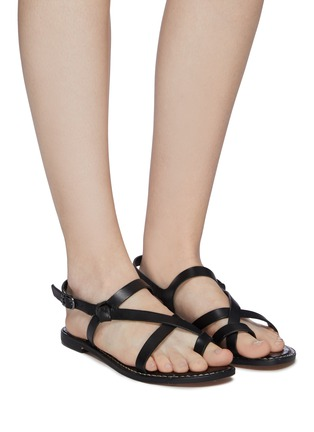 502d9433f Figure View - Click To Enlarge - Sam Edelman -  Gladis  strappy leather  sandals