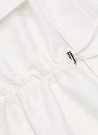 - FFIXXED STUDIOS - Flap pocket drawcord waist parka