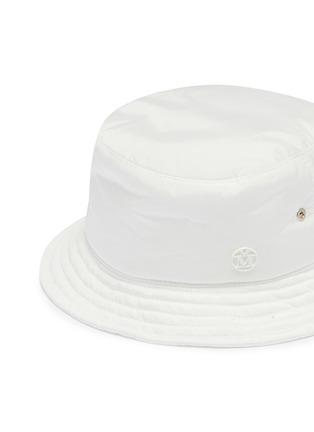 Detail View - Click To Enlarge - MAISON MICHEL - 'Jason' water-repellent bucket hat