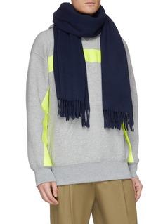 Acne Studios Oversized wool scarf