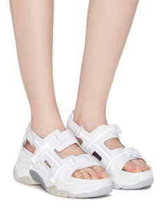 ASH 'Ariel' chunky outsole cage sandals