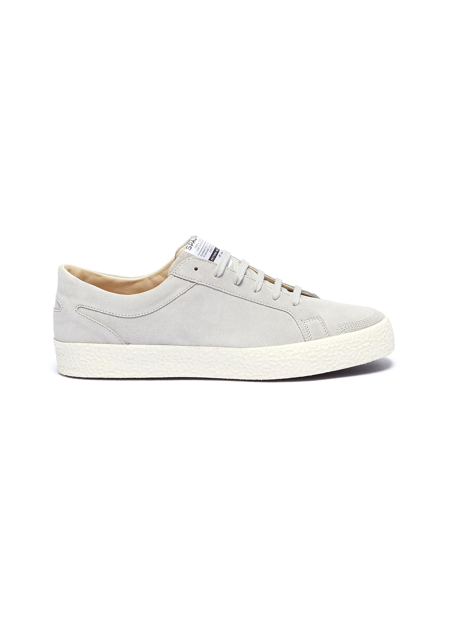 a32364eef56189 Main View - Click To Enlarge - Spalwart -  Court Derby Low  suede sneakers