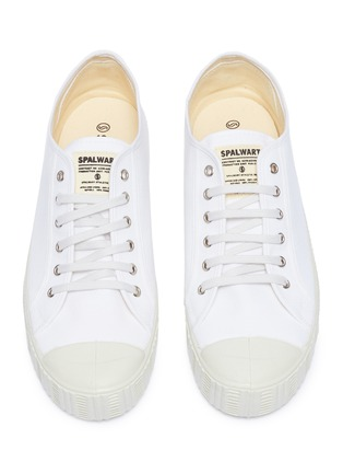 Detail View - Click To Enlarge - Spalwart - 'Special Low' canvas sneakers