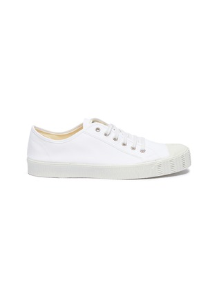 Main View - Click To Enlarge - Spalwart - 'Special Low' canvas sneakers