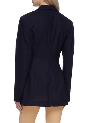 Back View - Click To Enlarge - JACQUEMUS - 'La veste Raffaella' darted wool blazer