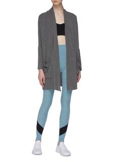 Beyond Yoga Colourblock stripe performance leggings