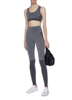 Beyond Yoga 'Next' colourblock sports bra