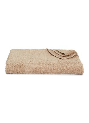 Main View - Click To Enlarge - ABYSS - Super Pile bath sheet –Taupe