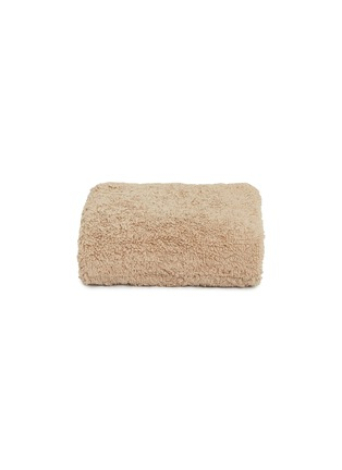 Main View - Click To Enlarge - ABYSS - Super Pile face towel –Taupe