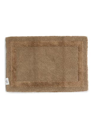 - ABYSS - Super Pile small reversible bath mat –Taupe