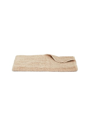 Main View - Click To Enlarge - ABYSS - Super Pile guest towel –Taupe