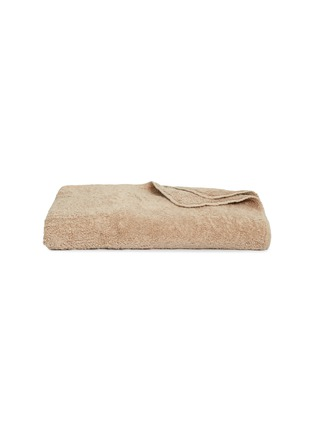 Main View - Click To Enlarge - ABYSS - Super Pile bath towel –Taupe