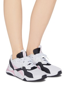 799f7d91eb8 PUMA | 'NOVA '90s Bloc' colourblock chunky sneakers | Women | Lane ...