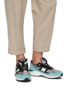 New Balance 'M9919' colourblock patchwork sneakers