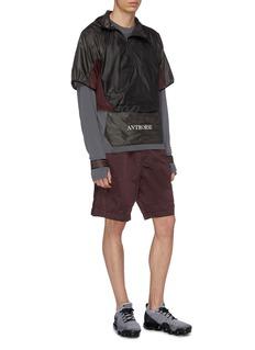 NikeLab 'NRG' stripe outseam shorts