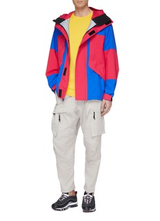 NikeLab 'ACG' colourblock hooded GORE-TEX® jacket