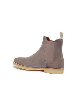 - COMMON PROJECTS - Suede Chelsea boots