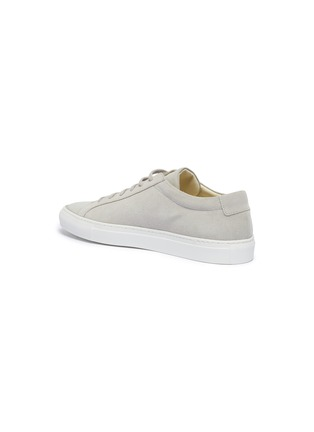 - COMMON PROJECTS - 'Original Achilles' suede sneakers
