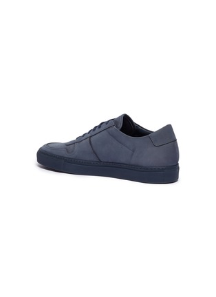 - COMMON PROJECTS - 'Bball Low' nubuck leather sneakers