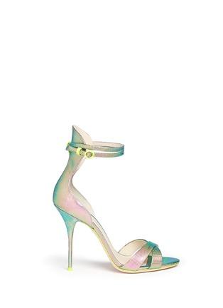 Main View - Click To Enlarge - J.CREW - Sophia Webster™ for J.CREW Nicole heels